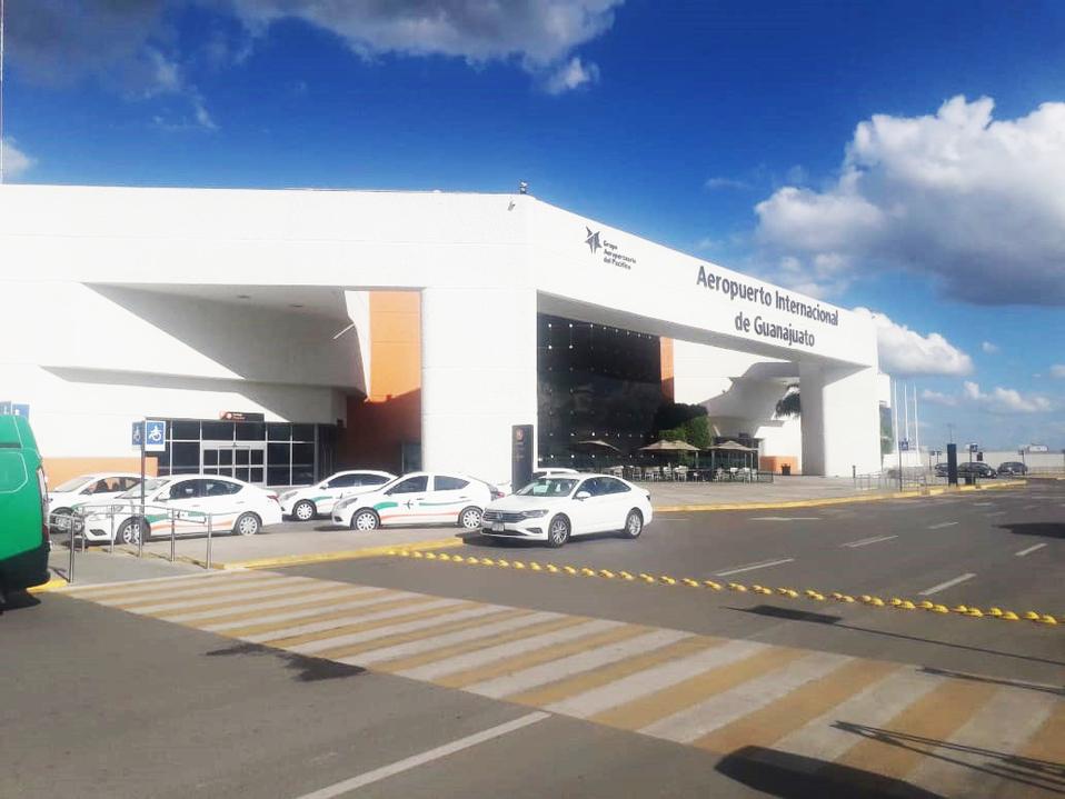 Tarifas uber: Aeropuerto Silao - Milenio