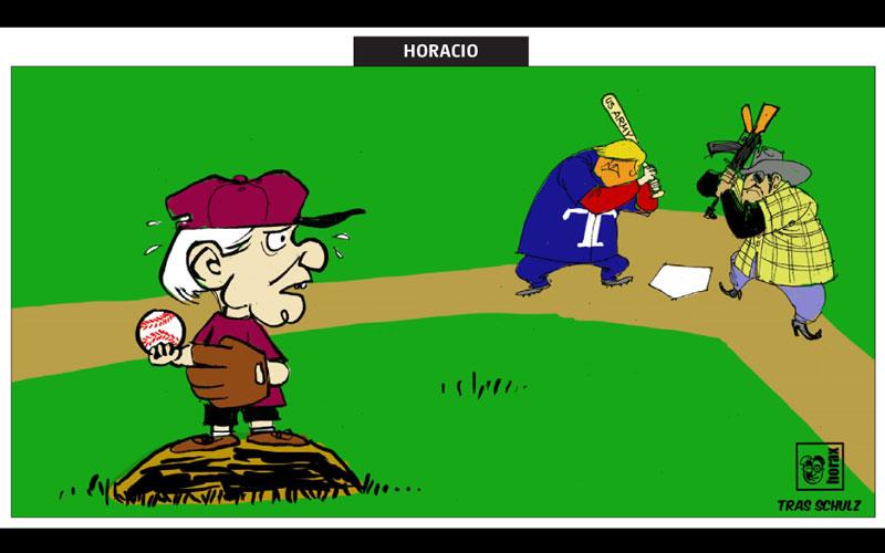 Charlie Brown en problemas - Horax