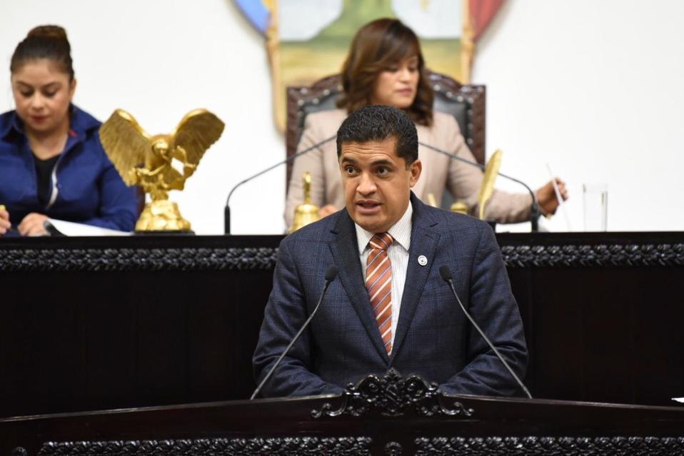 Propone Julio Valera modificar Ley para la Igualdad - Milenio