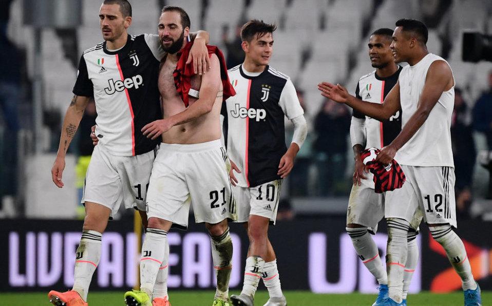 Juventus recupera el liderato de la Serie A tras vencer al Milán - Milenio