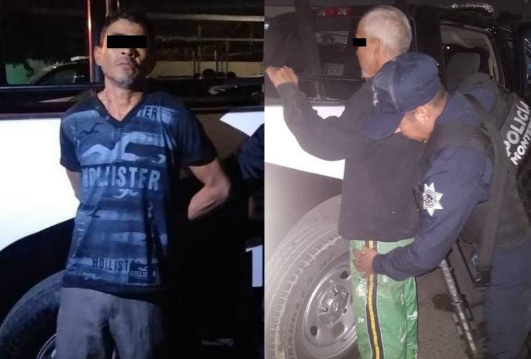 Detienen a 2 por robo en Monterrey - Milenio