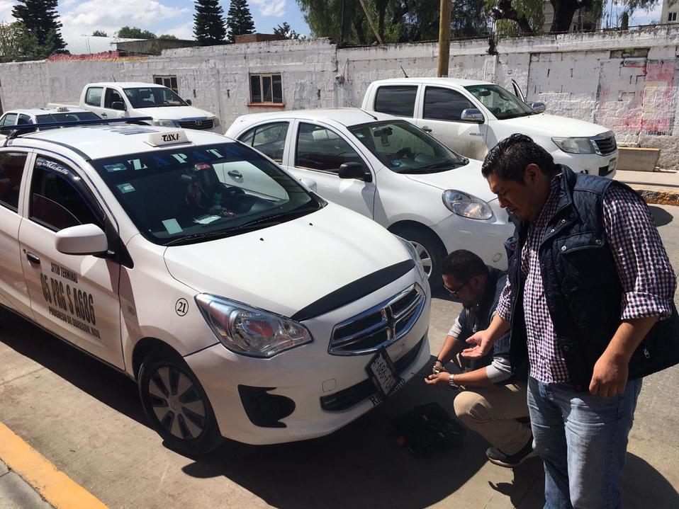 Sanciona STCH irregularidades de 25 unidades en Actopan - Milenio.com