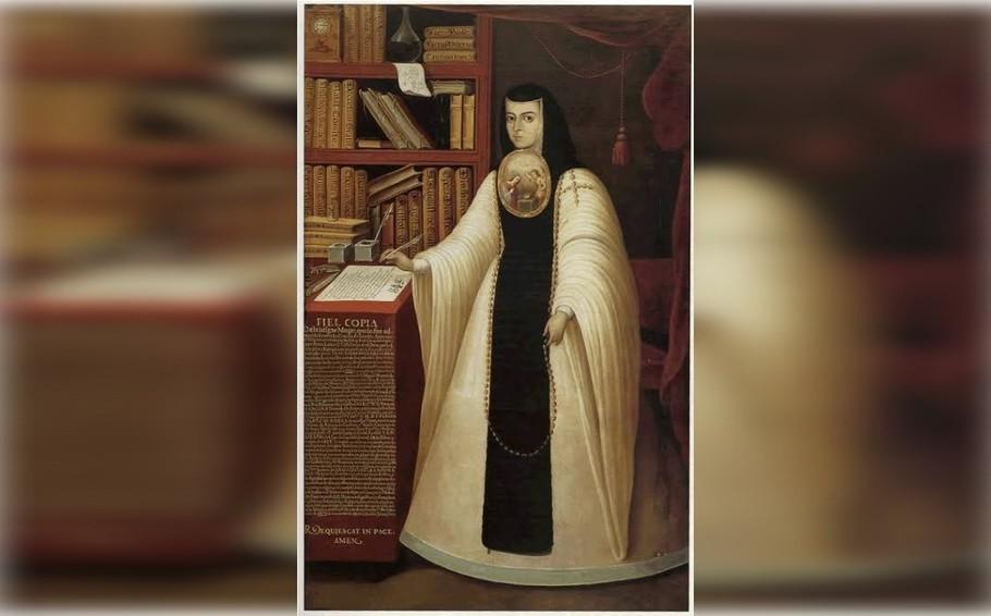 Sor Juana Inés de la Cruz: mujer y libros