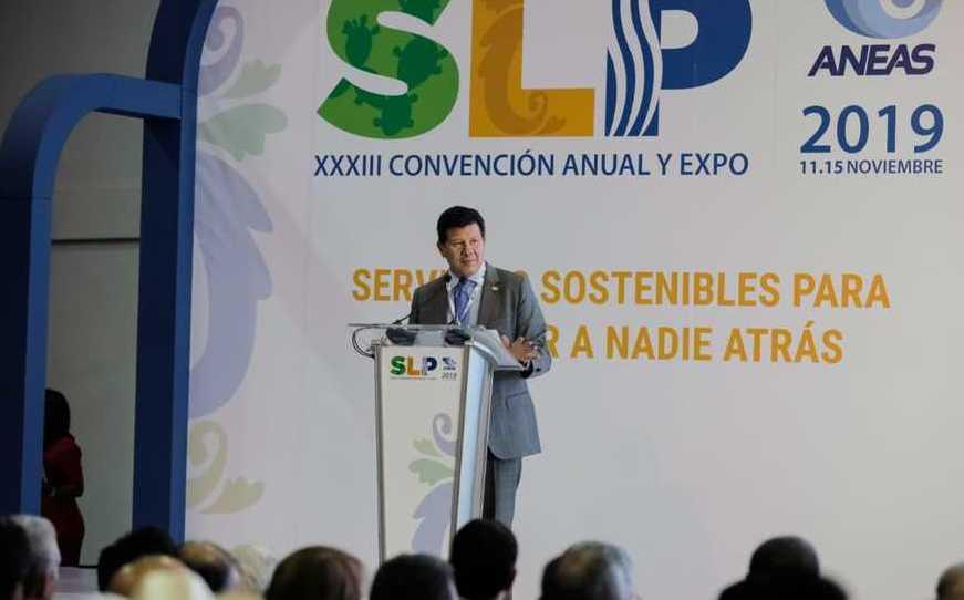 En San Luis Potosí inauguran Convención Anual y Expo Aneas - Milenio