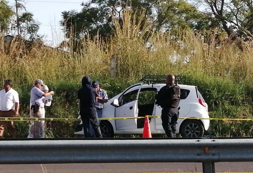 Ejecutan a un automovilista en la autopista Puebla-Atlixco - Milenio