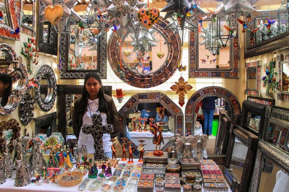San Miguel de Allende, inauguran Feria Nacional de la Lana y Latón - Milenio