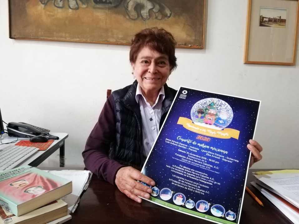 Fundación Arturo Herrera Cabañas realiza conciertos para apoyar a comu - Milenio