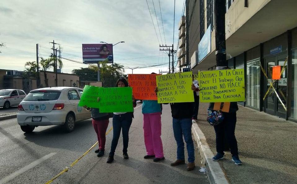 Tamaulipas: Coepris amenaza con cerrar fundación de protección animal - Milenio