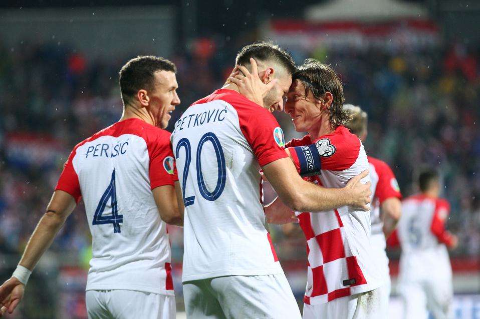 croacia califica euro victoria eslovaquia Nuestro País