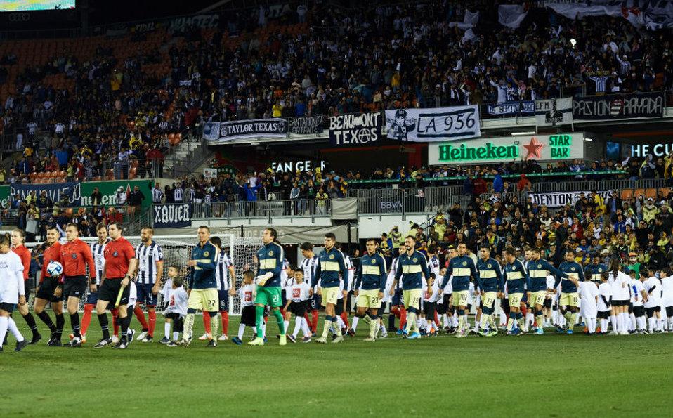 América vs Monterrey: Realizan minuto de silencio por Jorge Vergara - Milenio