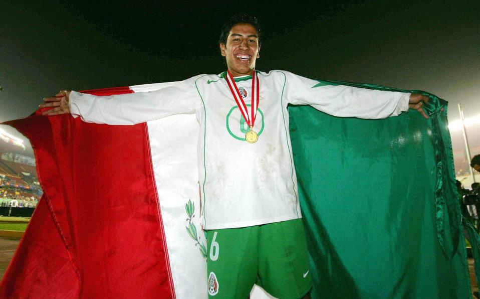 Gracias a Vergara mis papás estuvieron en el Mundial Sub 17: Esparza - Milenio