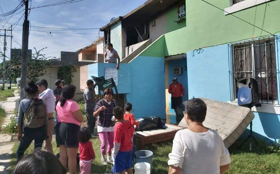Niños se salvan de morir tras incendiarse vivienda en Altamira - Milenio