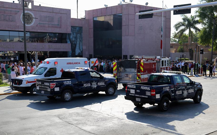 Durango: Reforzarán seguridad en desfile de Gómez Palacio - Milenio