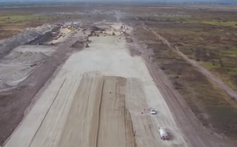 Aeropuerto de Santa Lucía: AMLO actualiza el avance de las obras - Milenio