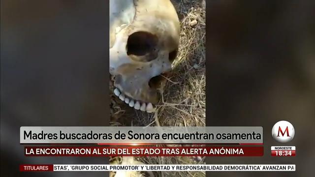 En Sonora, hallan osamenta en Hermosillo - Milenio