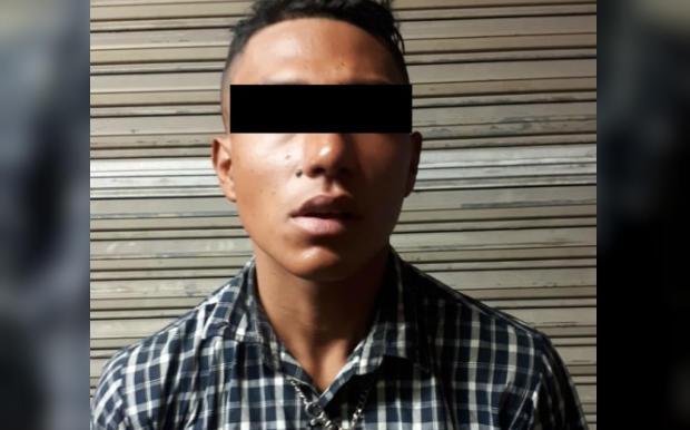Detienen a joven tras robar en escuela en Monterrey - Milenio