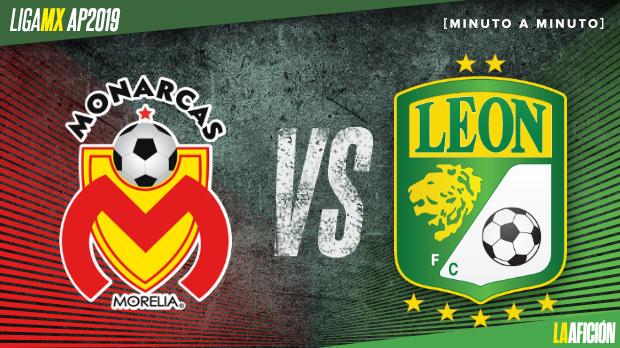 Morelia vs León: RESULTADO Y GOLES en la liguilla