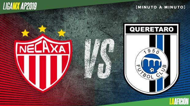 Necaxa vs Querétaro en vivo y en directo: cuartos de final ...
