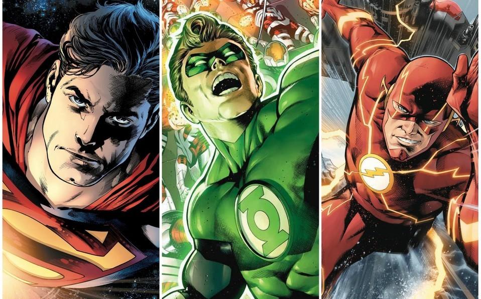 Superman Linterna Verde Y Flash Los Nuevos Proyectos De Dc Films