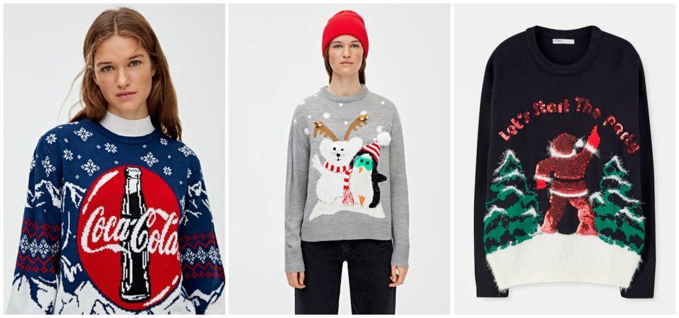 Suéteres Navideños 2019 Diseños Ideas Y Dónde Comprarlos