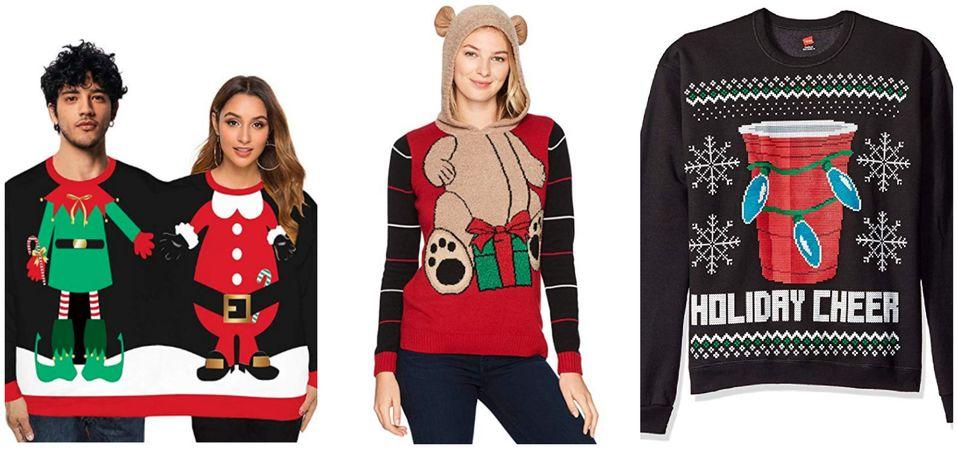 Suéteres navideños 2019 diseños, ideas y dónde comprarlos
