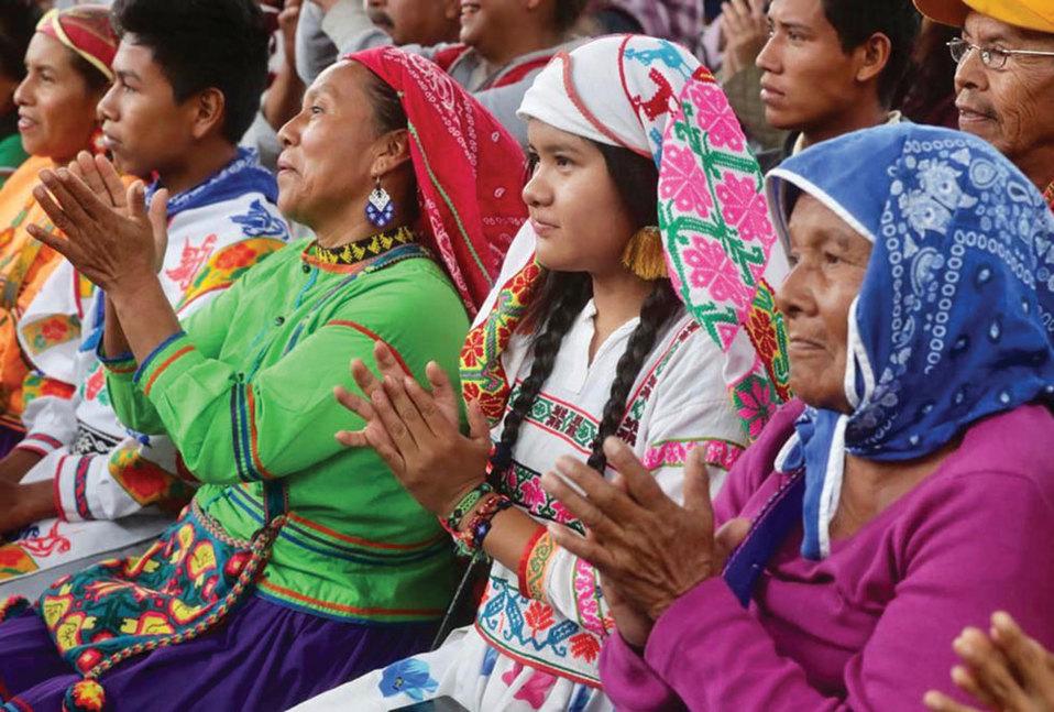 Unesco transmitirá en radio contenido en lenguas indígenas