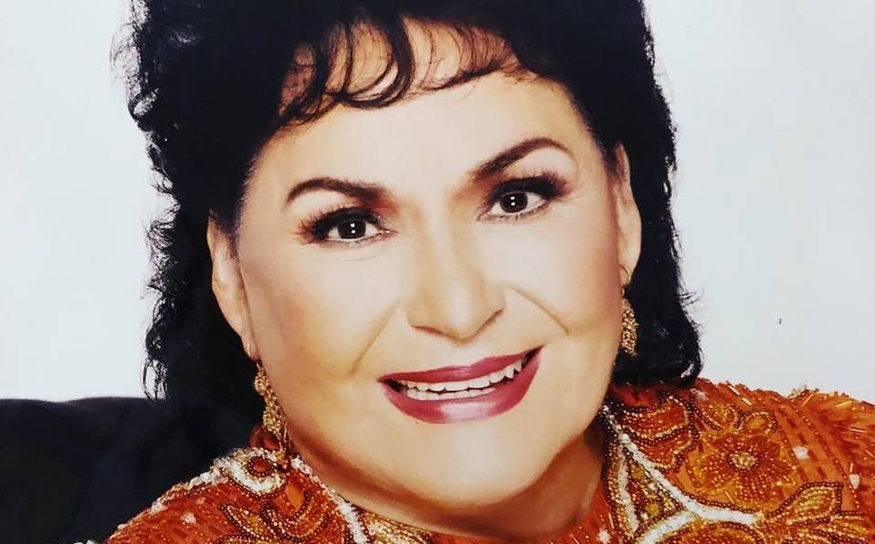 Carmen Salinas Asegura Que No Quiere Volver A La Politica With love from your friend carmen salinas. carmen salinas asegura que no quiere