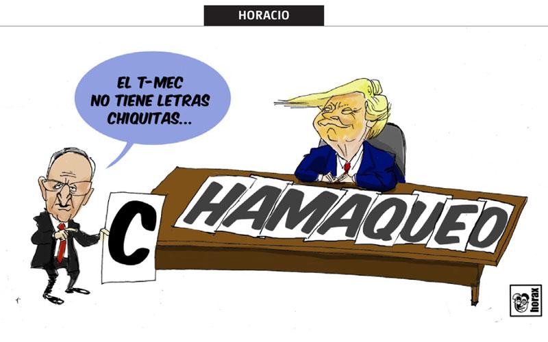Chamaqueo - Horax