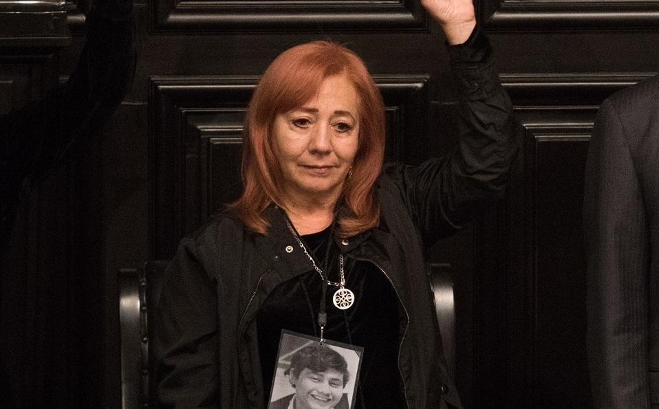 Rosario Piedra Ibarra designa a visitadores de CNDH