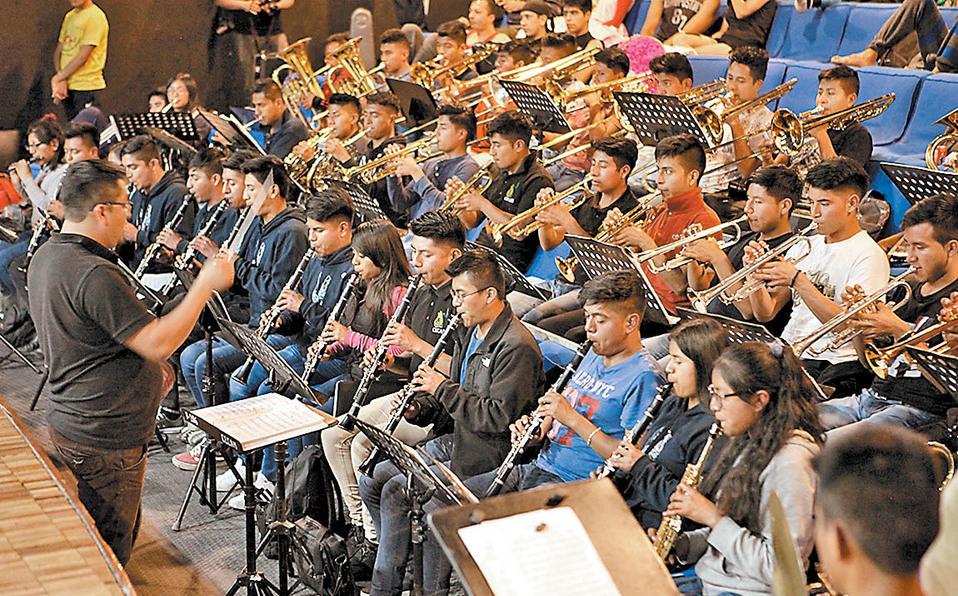 Bellas Artes celebra la música popular oaxaqueña