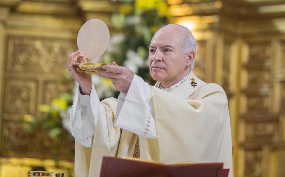 Carlos Aguiar Retes: Cardenal pide a medios impulsar buenas noticias