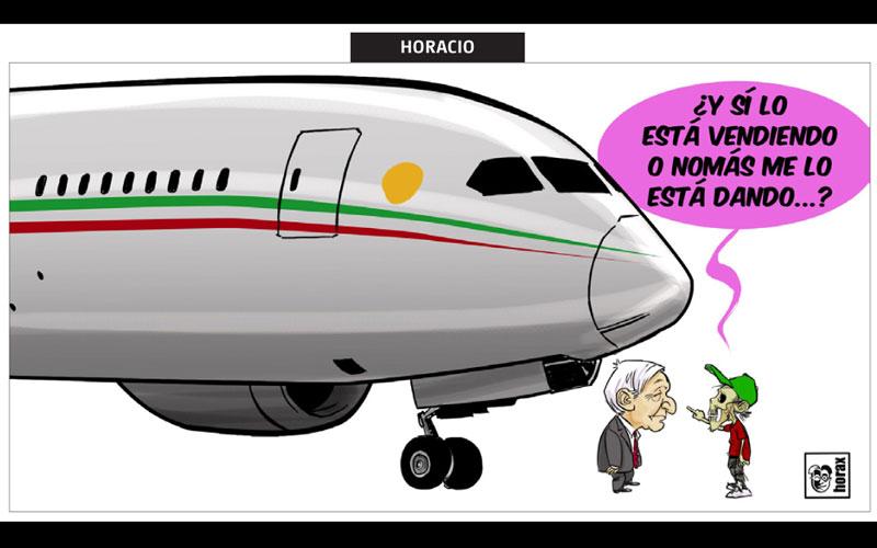 Avión presidencial - Horax