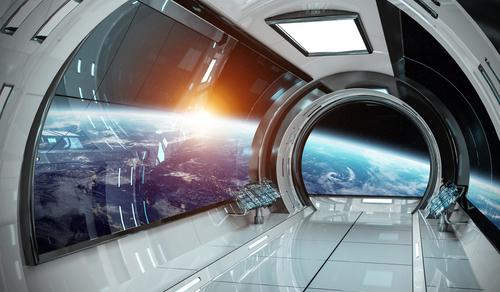 Hoteles espaciales podrían convertirse pronto en una realidad