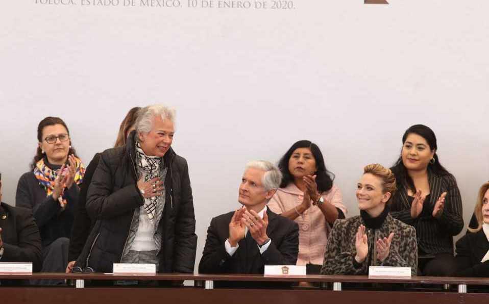 Edomex destaca relación de respeto y colaboración con el gobierno fede