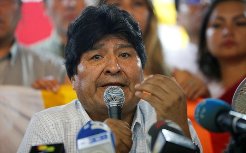 Parlamento boliviano acepta renuncia de Evo Morales dos meses después
