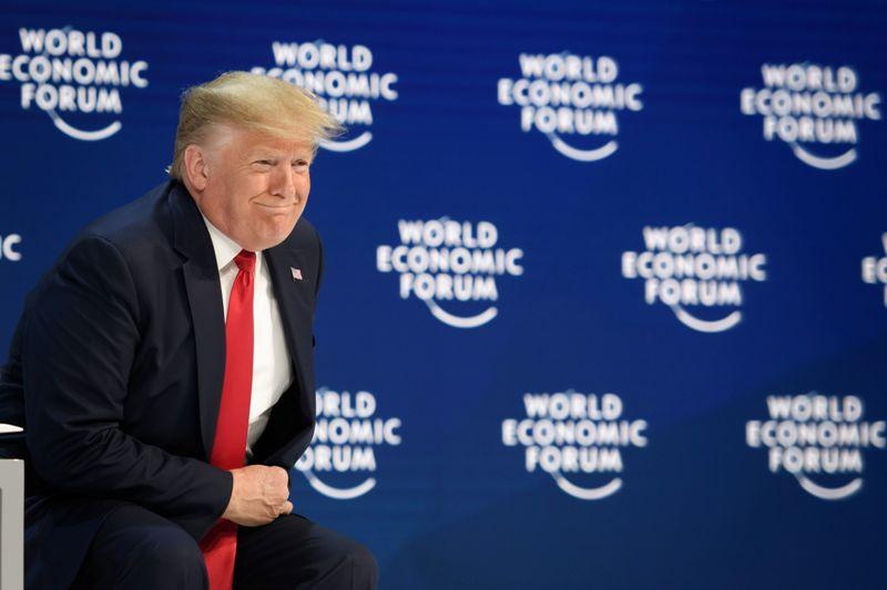 En el foro de Davos, Trump y Greta vuelven a chocar por el  cambio climático