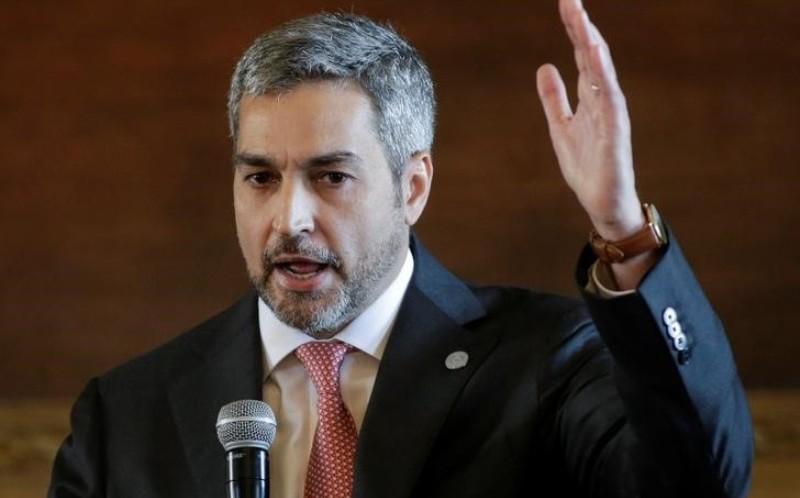 Presidente de Paraguay contrae dengue