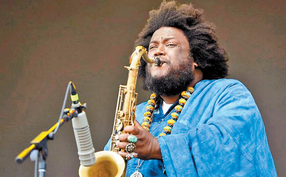 La música debe crecer: Kamasi Washington