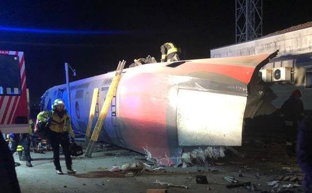 En Italia reportan accidente de tren; hay al menos dos muertos