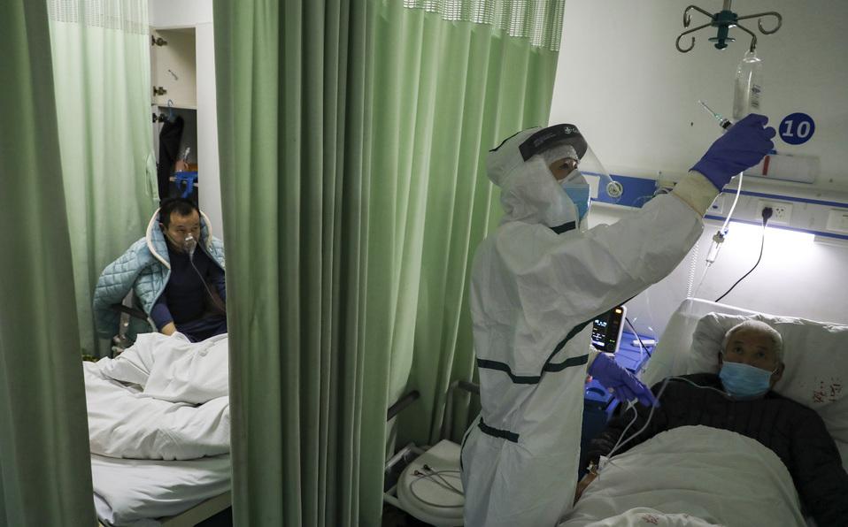 En China, por coronavirus suman 909 muertos y más de 40 mil infectados