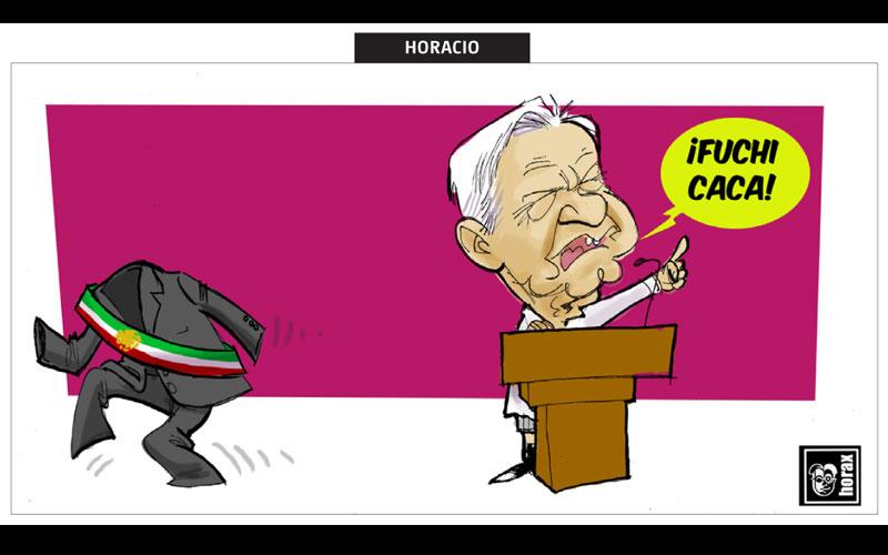 Investidura presidencial - Horax