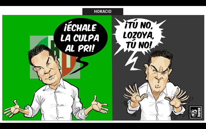 Alito Moreno - Horax