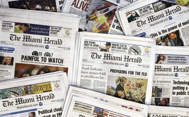 En bancarrota, empresa dueña de 30 periódicos