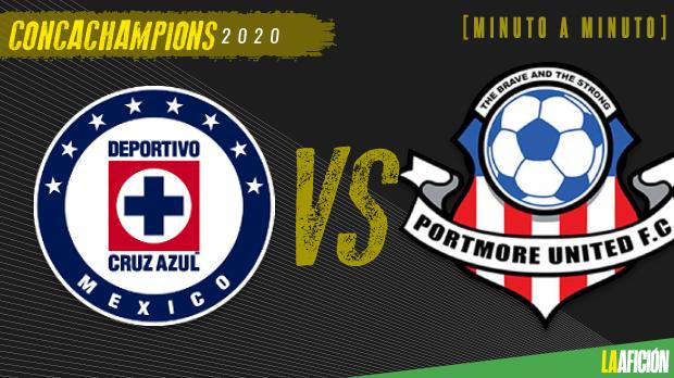Cruz Azul Vs Portmore Concachampions 4 0 GOLES Y RESUMEN