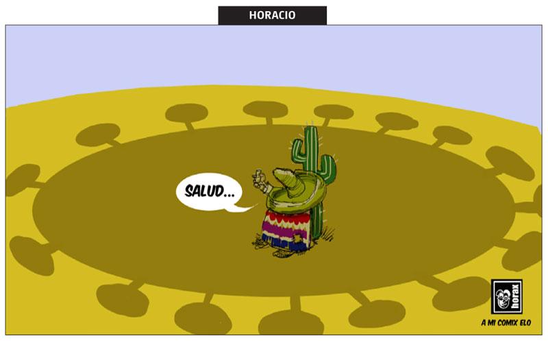 La amenaza - Horax