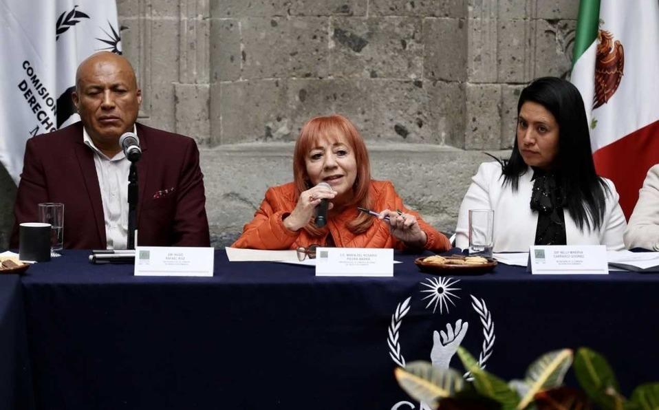 CNDH sí designó a John Ackerman y Carla Humphrey para comité del INE