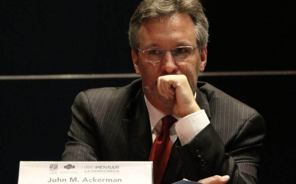 PAN impugnará designación de John Ackerman en comité evaluador de INE