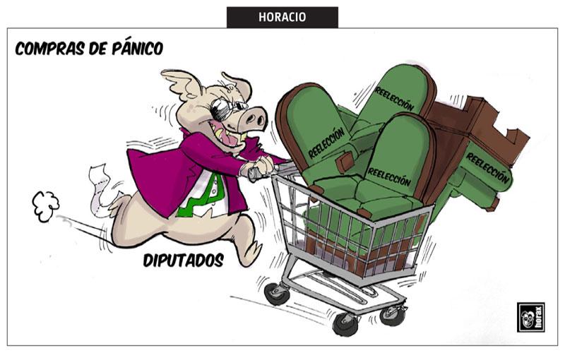 Compras de pánico - Horax