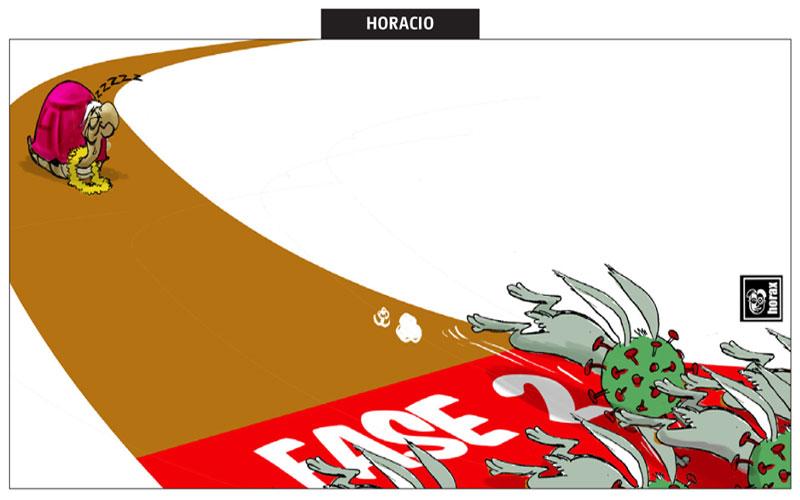 La 4Tortuga y la liebre - Horax