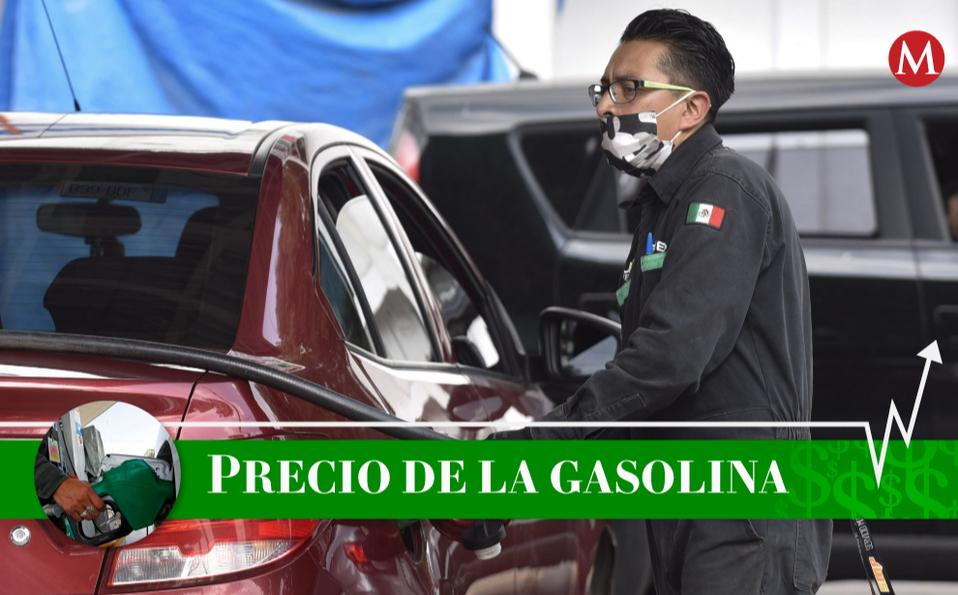 Gasolina sin cambios; en CdMx se mantiene en mínimos de $17.69 el litro